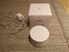 Google Wi-Fi Mesh Whole Home System - White - boxed