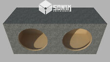 STAGE 1 - DUAL SEALED SUBWOOFER MDF ENCLOSURE FOR ORION HCCA12 SUB BOX