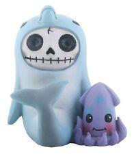 NEW Furrybones Furry Bones Sonar Skull Skeleton Dolphin Figurine Gift 8571