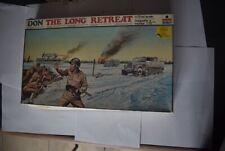 diorama   WW2 battle set esci  don the long retreat 1/72
