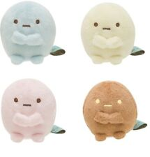 Sumikko Gurashi Tenori Small Plush Doll Mascot TAPIOCA San-X  4 Colors Japan