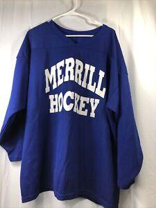 Merril WI Hockey Jersey Mens XL CCM