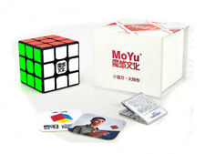 MoYu Weilong GTS 2 V2 3x3 3x3x3 Top Speed Magic cube Wei Long GTS2 II Black