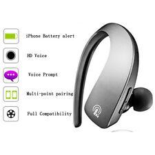 Hd Wireless Stereo Music Bluetooth Handsfree Headset Headphone Earpiece Earbuds