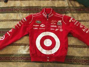 Nascar Jacket Juan Pablo Montoya TARGET Chip Ganassi Racing Chase Authentics