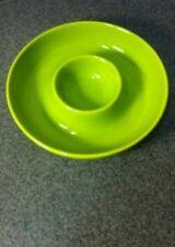 NEW Tastefully Simple Salt Rimmer Dish.  Kiwi Green  Never opened