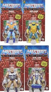 1 X Masters Of The Universe Origins Figure - Faker, Fisto, Evil-Lyn Or Mer-Man