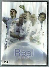 DVD FUTBOL - REAL LA PELICULA - REAL MADRID - PRECINTO ORIGINAL