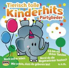 Kinderliederbande - Tierisch Tolle Kinderhits-Partylieder
