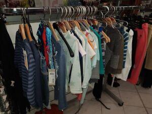 lot 600 Vêtement neuf diverse marque (pas de livraison) DDP, LBP,MADO ET LES AUT