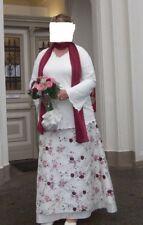 MIA NANA Umstands - Hochzeits - Outfit Größe XXL, *WUNDERSCHÖN*