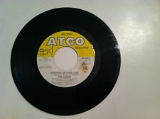 CLASSIC ROCK - THE CREAM - SUNSHINE OF YOUR LOVE - 45 RPM - (ORIGINAL)   VG+++