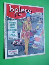 Bolero 1963 853 Lauretta Masiero Giovanni D'Anzi Rosanna Schiaffino Film