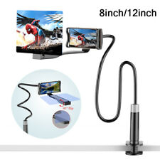 8/12″ Mobile Phone HD Projection Screen Magnifier Amplifier Bracket Stand Holder