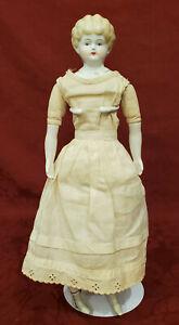 "Nice Antique China Head Doll Pet Name ""Bertha"""