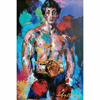 136018 Rocky Balboa Movie Decor Wall Print POSTER