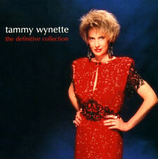 NEW SEALED CD Tammy Wynette ~ Definitive Greatest Hits / Best Of Country Music