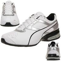 Puma Tazon 6 FM Herren Sneaker Schuhe Laufschuhe 189873 01 weiß