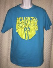 2009 Flight of the Conchords Concert T-Shirt Size Adult Medium by Anvil