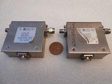 HARRIS FARINON FERRITS ISOLATOR A43542, 620-820 MHz