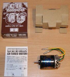 Tamiya 54114 CR Tuned Motor (35T), (CR-01/CC-01/CC-02), NIP