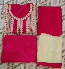 Designer Shalwar Kameez Trouser Suit Pakistani Indian