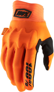 100% Mens Textile Cognito Hook and Loop Offroad Riding Dirt Bike Racing Gloves