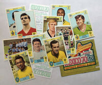 Figurine Calciatori Stikers Panini W.C. MEXICO 70 Mint Unused CHOOSE YOUR CARD