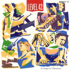 Level 42 ‎– A Physical Presence (CD-Album)