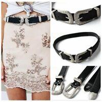 boucle les femmes la ceinture de cuir lady ceinture ceinture sangle de vintage