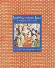 Una Biblioteca Para Juana (Spanish Edition)-ExLibrary