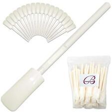 50pcs Beauticom Refill Natural Plastic Extra Nail Art Color Display Tip Sticks