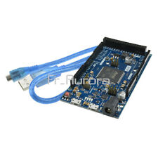 DUE R3 SAM3X8E 32-bit ARM Cortex-M3 Control Board Module + USB Cable For Arduino