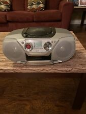 Philips Az1316 Boombox, Cassette, Cd, Am/Fm Stereo, Tested Works