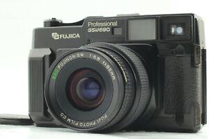 [ Near Mint ]  Fuji Fujifilm Fujica GSW690 Medium Format Film Camera JAPAN