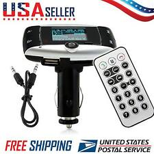 Bluetooth Wireless Fm Transmitter Modulator Car Kit Mp3 Player Sd Lcd Usb Remote