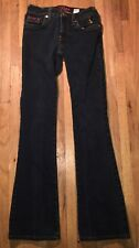 Baby Phat Pants Blue Jeans Size 0