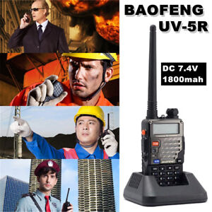 Radio Scanner Handheld Police Fire Two Way Radio Transceiver Portable