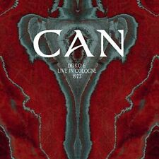 CAN – Doko E. Live In Cologne 1973  Vinyl Lp DBQP21