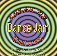 VARIOUS ARTISTS - SNEAK TIP PRESENTS DANCE JAM DELUXE NEW CD