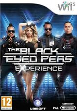 The Black Eyed Peas Experience Nintendo Wii * NEW SEALED PAL *