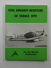 Civil Aircraft Registers of France 1979 by D Partington - Air Britain