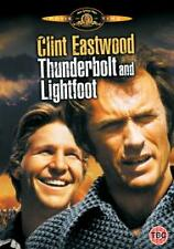 Thunderbolt And Lightfoot Dvd Clint Eastwood Brand New & Factory Sealed