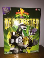 Brand New Sealed Mighty Morphin Power Rangers Legacy Dragonzord Green MMPR