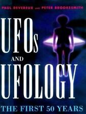 UFO's and Ufology: The First 50 Years-ExLibrary