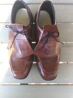 Men's Etonic Wingtip Golf Shoes Size 9M