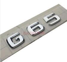 E627 G65 Emblem Badge auto aufkleber 3D Schriftzug Plakette car Sticker G6 G5