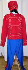 Toy Soldier Ex Hire Sale Christmas Xmas Fancy Dress Costume Size L P9916