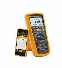 fluke 1587 fc 2 in 1 dämmung multimeter w fluke connect 4692740 brandneu!