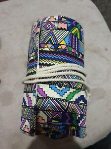 Colouring Pencil Wrap Holder